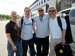 Mark Sherman/TIm Horner 4tet Russia Arrival