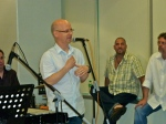 Jim speaks about music at Master class