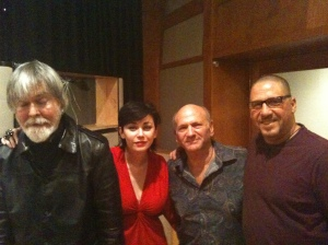 Tom Harrell, Erin Mcdougald, Dave Liebman, and Mark Sherman