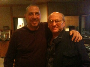 Mark with Dave Liebman